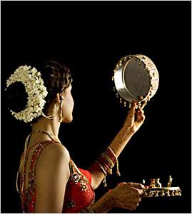 Karwa Chauth in India