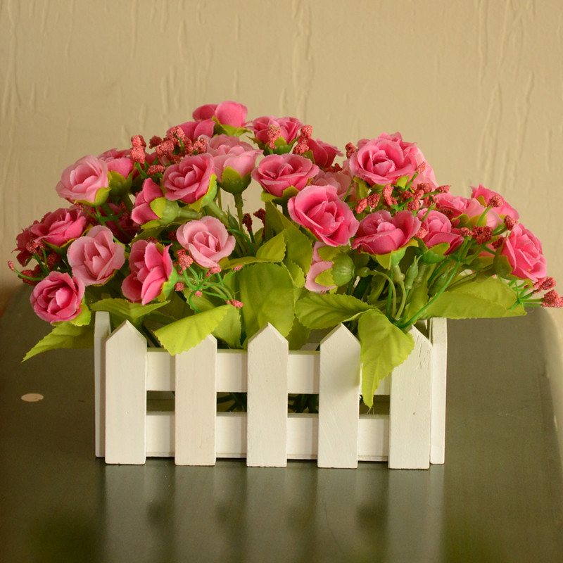 artificial flowers - the hottest pick for this season - ferns n