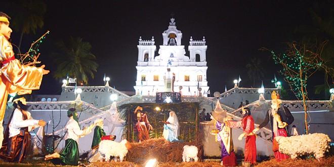 Christmas in Goa
