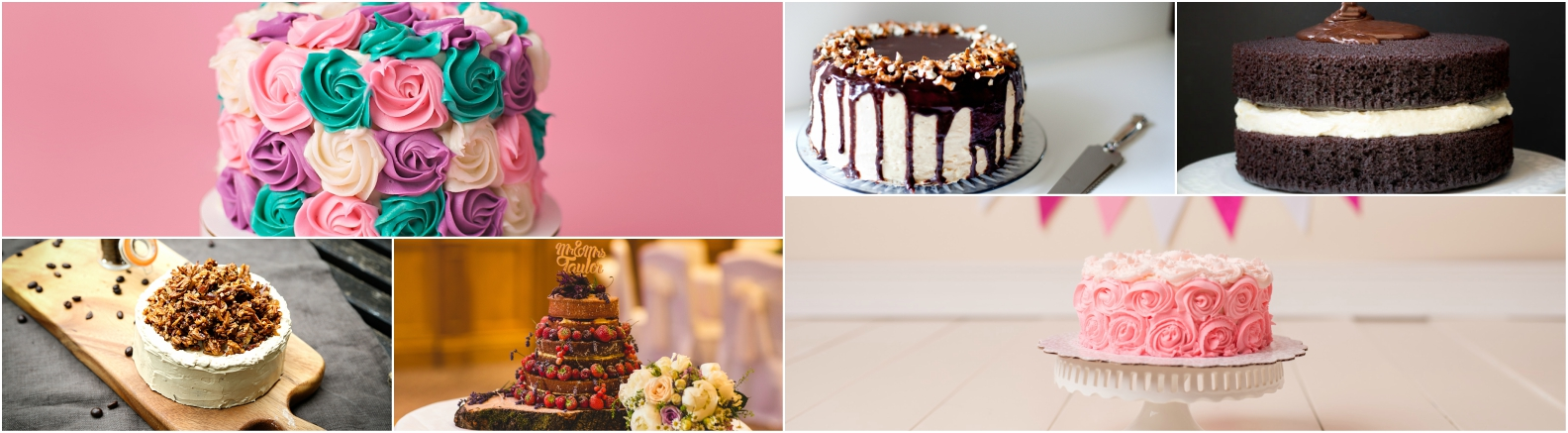 selecting the right cake