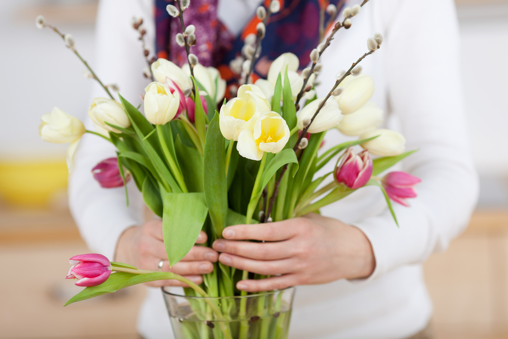 Keep flowers blooming for longer