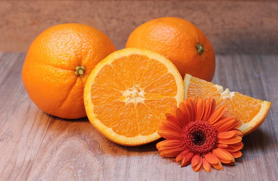 citrus fruits keep you active