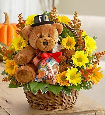 gift basket arrangements