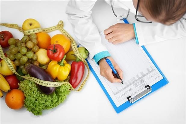 Schedule an appointment with a nutritionist