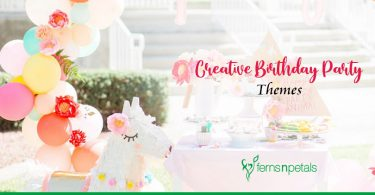 Creative Ideas for Theme Based Kids Birthday Party