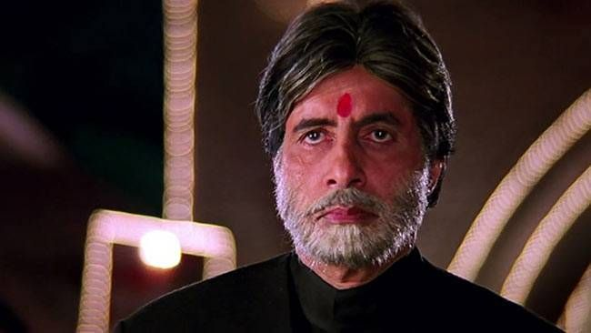 Amitabh Bachchan – The Conservative Dad
