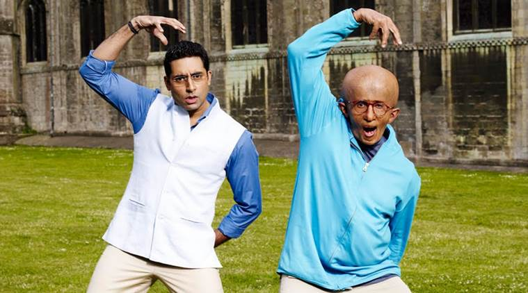 Abhishek Bachchan – The Young Responsible Dad