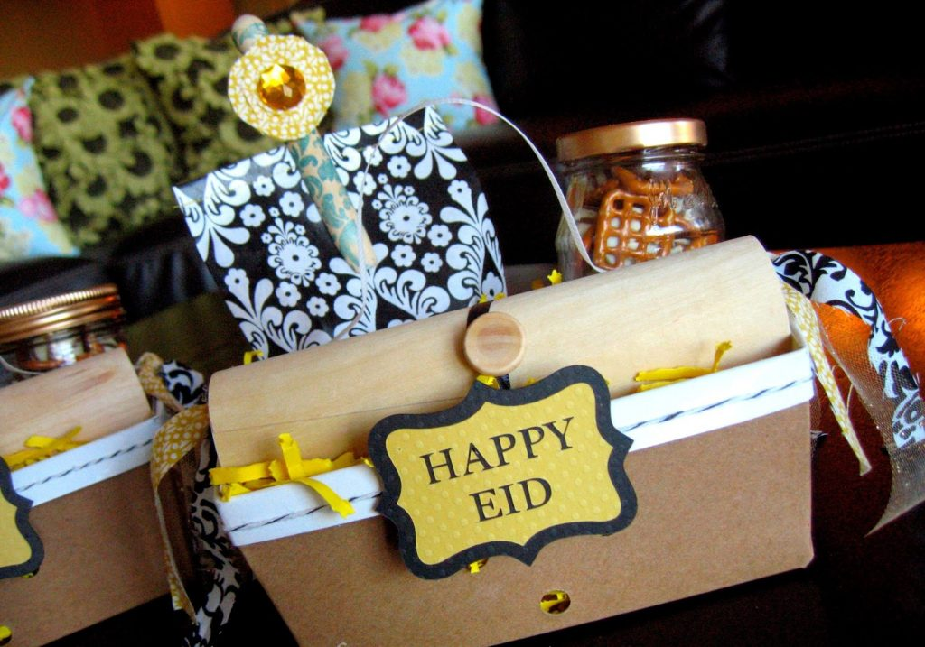 Image result for eid festival gift