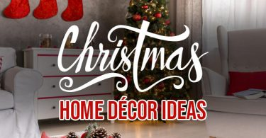 DIY Christmas Home Décor Ideas