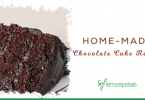 Classic Homemade Chocolate Cake Recipe