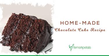 Classic Homemade Chocolate Cake Recipe