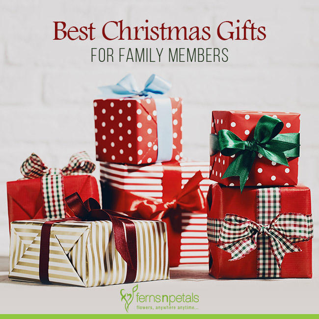 Christmas Gifts For Families.Best Christmas Gift Ideas For Everyone In The Family Ferns