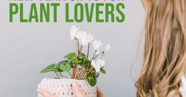 New Year Gifts For Plant Lovers
