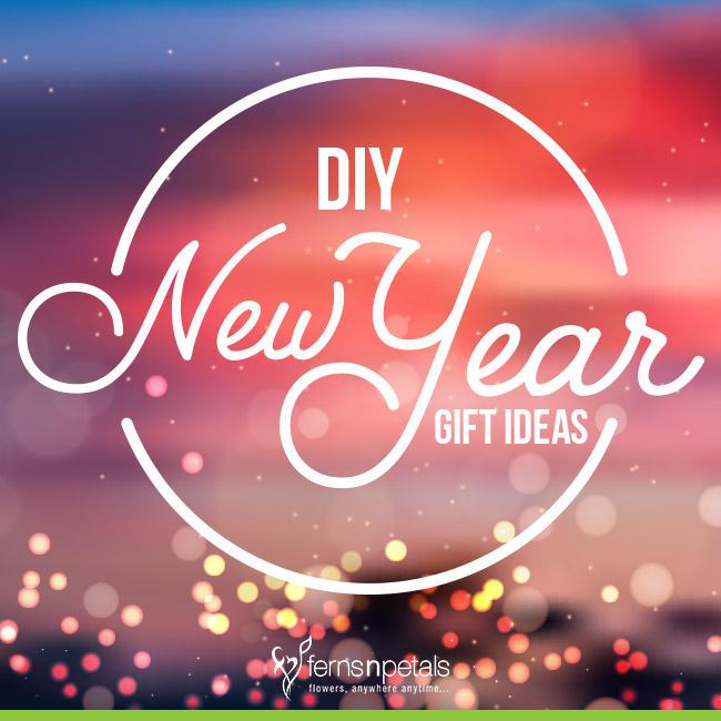 Christmas Gift Ideas 2019 Diy.Top 5 Easy Diy New Year Gift Ideas 2019 Ferns N Petals