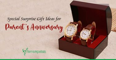 Special Surprise Gift Ideas for Parents Anniversary
