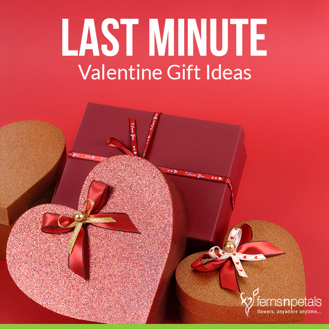 Last Minute Valentine's Day Gift Ideas