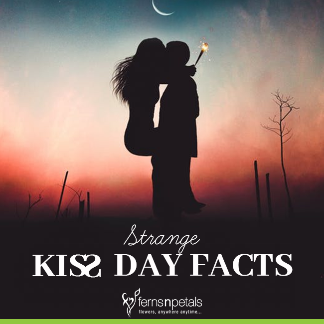 Strange Kiss Day Facts