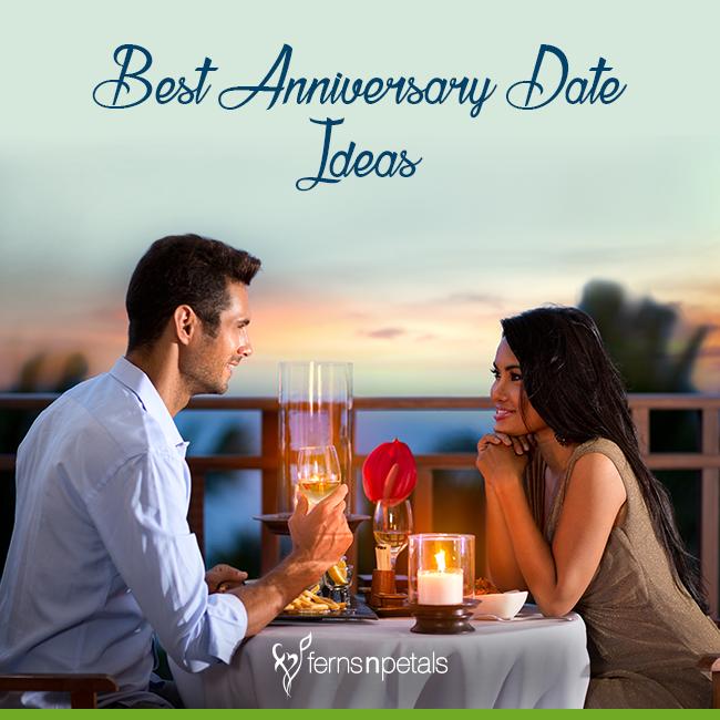 Best Anniversary Date Ideas