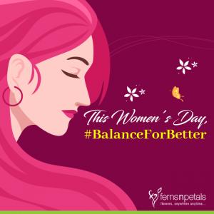 #BalanceForBetter This Women's Day