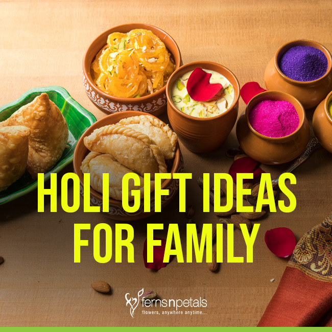 Holi Gift ideas For Loved Ones
