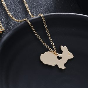 Bunny Shaped Pendant