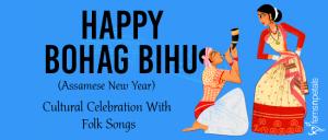 Happy Bohag Bihu