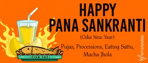 Happy Pana Sankranti