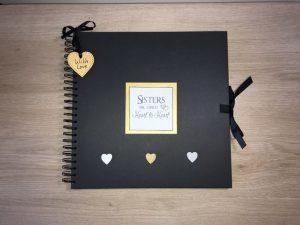 Memory Book for Sister