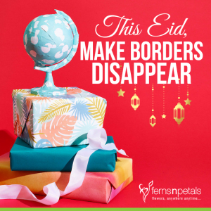 This Eid Make Borders Disappear