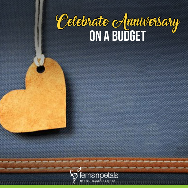 Budget Friendly Anniversary Celebration Ideas