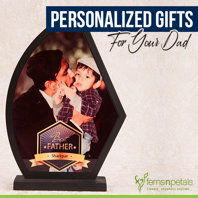 Personalized Gifts For Dad