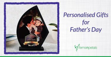 Make Father's Day Special with Personalised Gifts