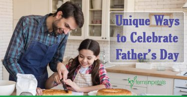 New Ways to Celebrate Father's Day