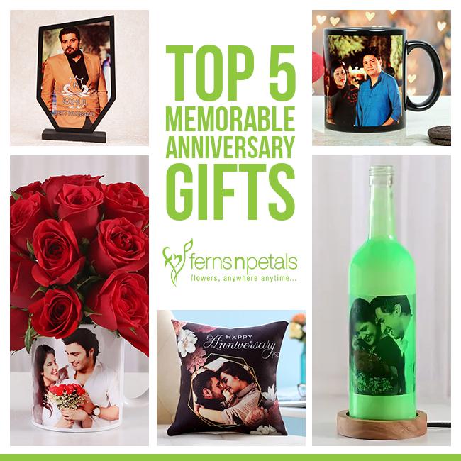 Blog_Top 5 Memorable Anniversary Gifts