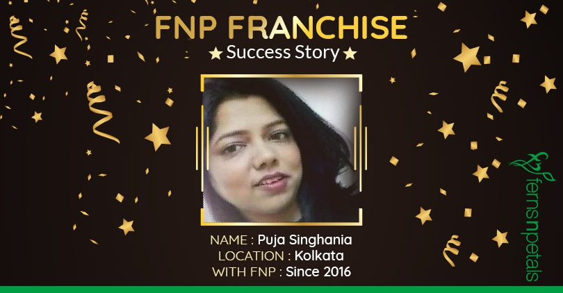 Franchise Success Story- Puja Singhania