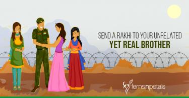 Send Rakhi to Soldiers
