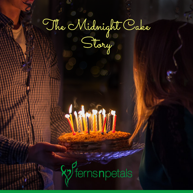 The Midnight Cake Story