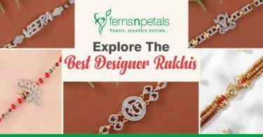 Best Designer Rakhis