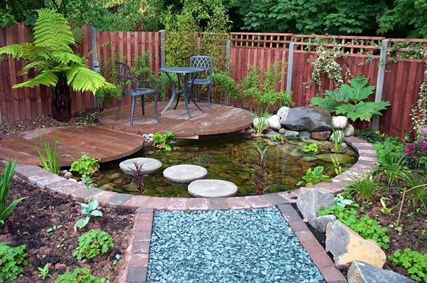 Pond in your Garden