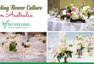Wedding Flower Culture In Australia