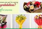 best flowers to say congratulations
