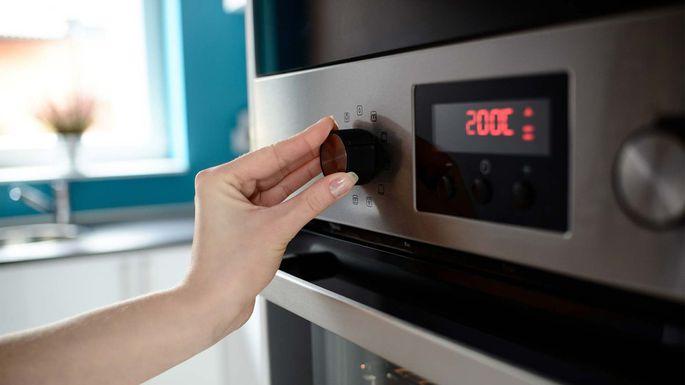 Pre-Heat the oven
