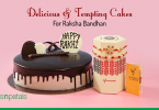 Cakes for Rakhi