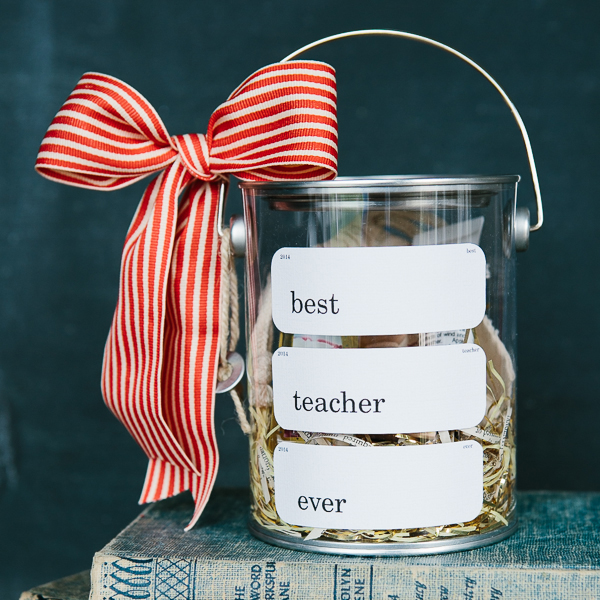 handmade gifts for teachers