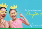 innovative ways to celebrate daughters' day