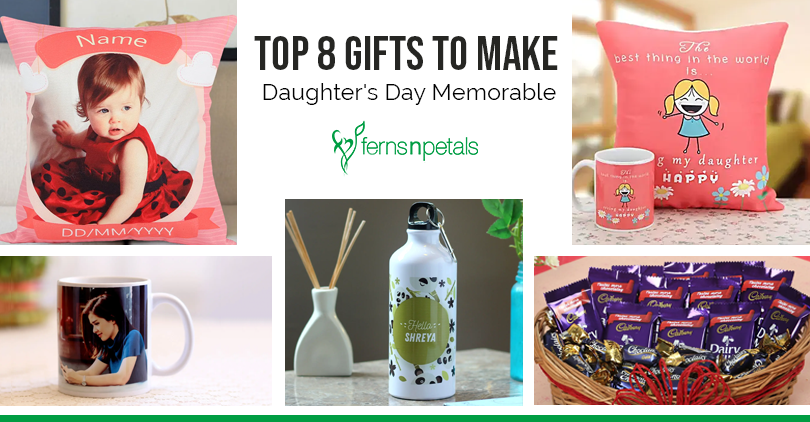 Daughter's Day Gift Ideas