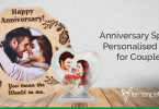 Anniversary Special Personalised Gifts For Couple