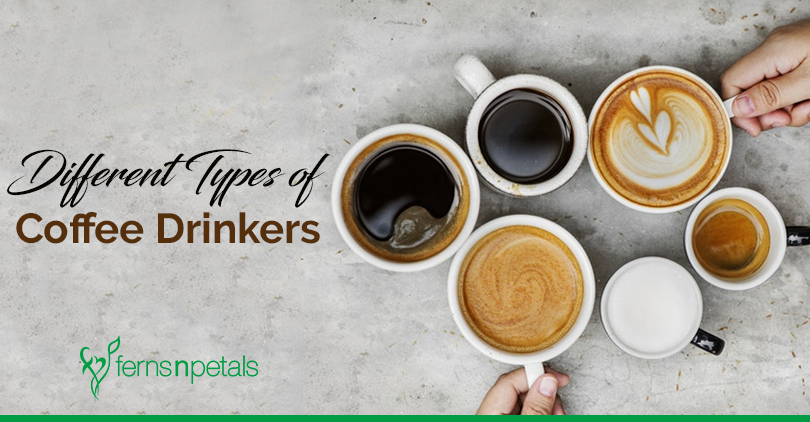 Different Types of Coffee Drinkers