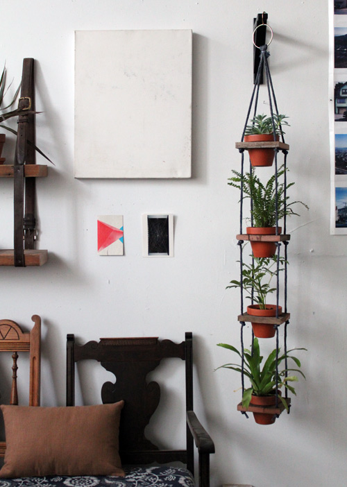 Tiered Hanging Pot
