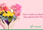 flower for boyfriend
